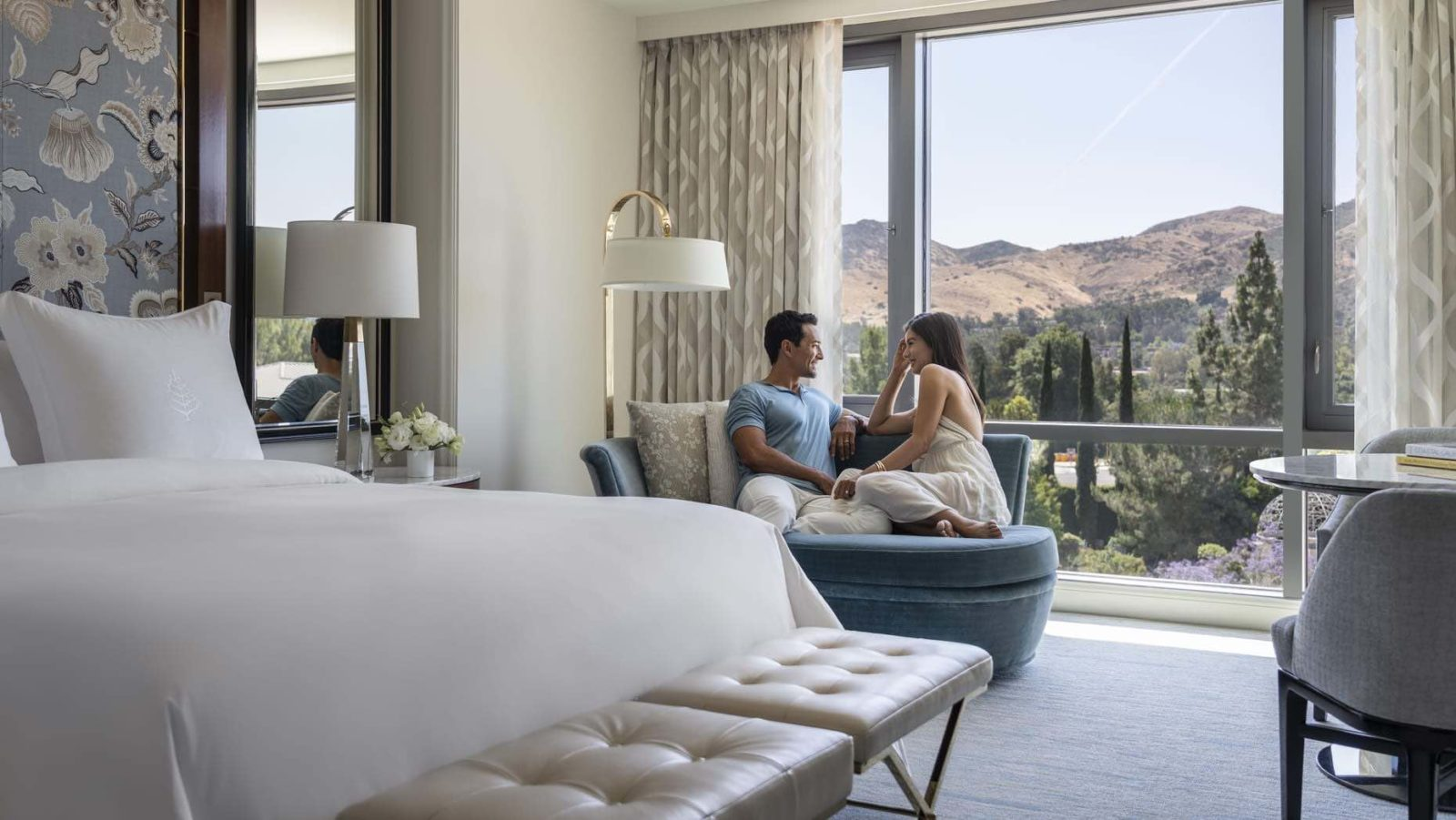 Four Seasons Westlake Village luxury hotel stay is a top thing to do in Westlake Village